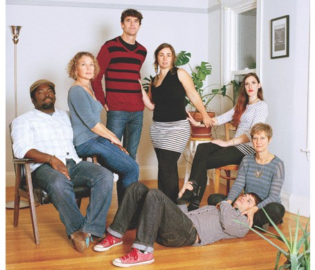 William Winters, Anna Hirsch and their partners. Copyright San Francisco Magazine.